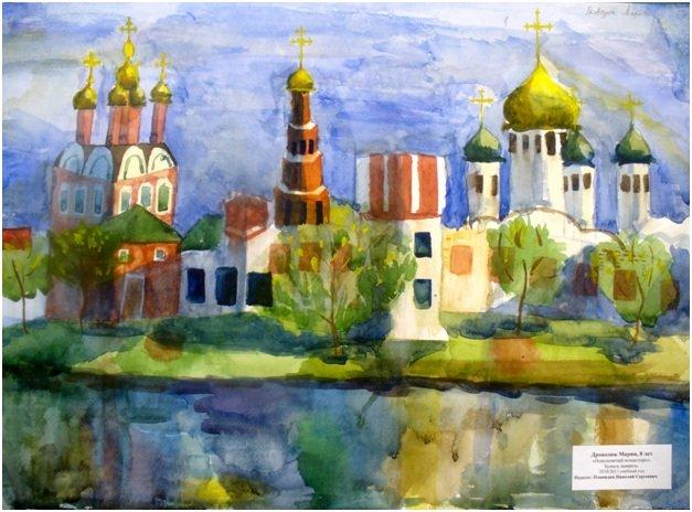 всероссийские конкурсы рисунков: